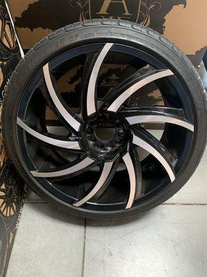 "20"" wheels for Polaris slingshot for Sale in Phoenix, AZ"