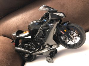 Toy State Industrial Kawasaki Motorcycle Ninja Road Rippers ZX-10R Wheelie Noise for Sale in Providence, RI