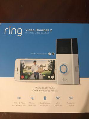 Ring VideoDoorbell 2 for Sale in Orlando, FL