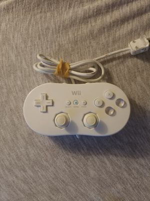 Nintendo Wii Classic Controller for Sale in Garden Grove, CA