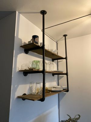 industrial shelving unit for Sale in Portland, OR