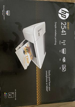 HP DESKJET 2541 - All in one Wireless Printer & scanner for Sale in Chandler, AZ