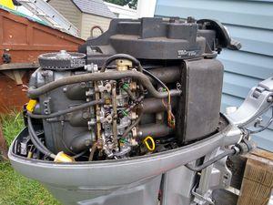 40hp outboard motor for Sale in Fredericksburg, VA