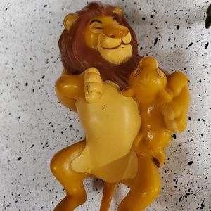 Disney Lion King Figurine for Sale in Amarillo, TX