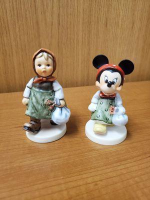 Hummel Goebel Disney Convention Grandma's Girls Minnie Mouse Set 141/1000 for Sale in Phoenix, AZ
