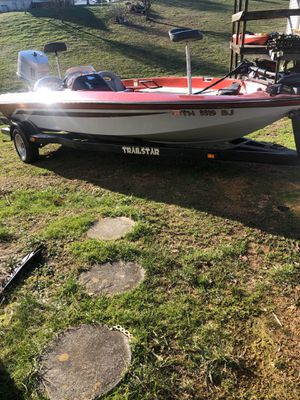 1990 Bass tracker for Sale in Duffield, VA