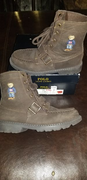 Little Girl Polo Boots for Sale in Mesquite, TX