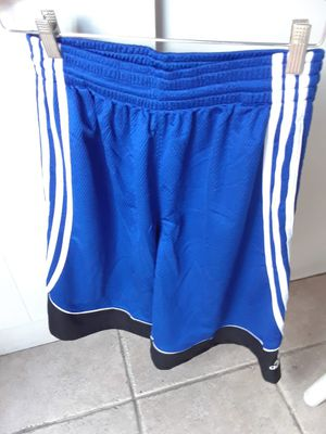 Shorts, Adidas, Dry fit. Bundles available .T shirts, khaki shorts, hoodies, for Sale in Miami, FL