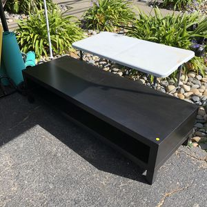 Low profile tv stand for Sale in South San Francisco, CA