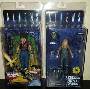 SDCC 2016 Comic-Con NECA Aliens Day Exclusive RIPLEY & NEWT Action Figure for Sale in San Diego, CA