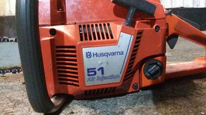 51 Husqvarna chainsaw for Sale in Kirkland, WA