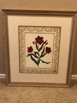 Beautiful framed picture for Sale in Aurora, CO