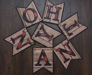 Baby Shower LumberJack Name Banner for Sale in Pacific, WA
