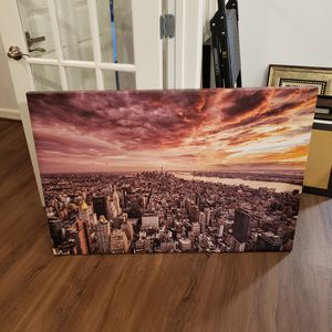 Wall art 48×32 for Sale in Rockville, MD