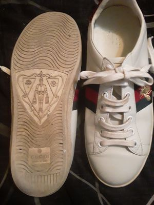 GUCCI tennis shoes for Sale in Eugene, OR