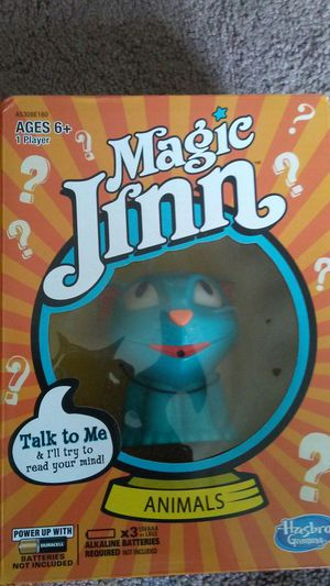 Magic jinn toy game for Sale in Los Angeles, CA
