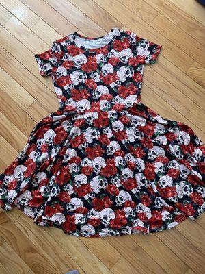 Skull dress / 2 for Sale in Ringgold, GA