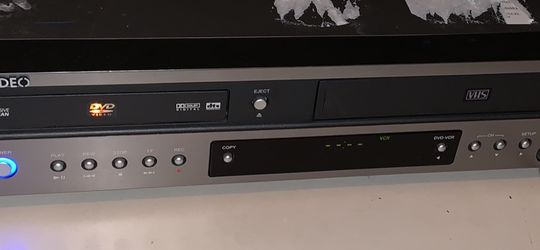 Go Video DVD VCR Combo $25! for Sale in West Sacramento,  CA