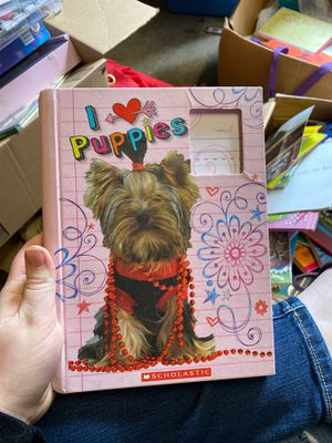 Kids puppy book for Sale in Des Moines, WA