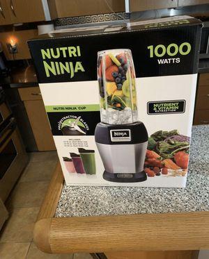 Nutri Ninja 1000W Blender - Brand New for Sale in North Attleborough, MA