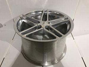 06-10 Chevrolet Corvette Z06 C6 Rear Wheel Rim 19x12 for Sale in Portland, OR