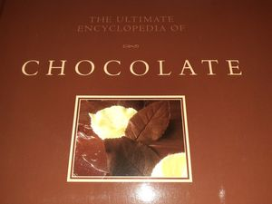 The Ultimate Encyclopedia Of Chocolate for Sale in St. Louis, MO
