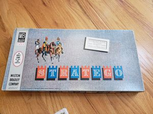 Vintage Stratego Board Game-1961 for Sale in Roswell, GA
