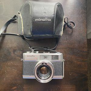 Minolta 7s Camera for Sale in Sacramento, CA