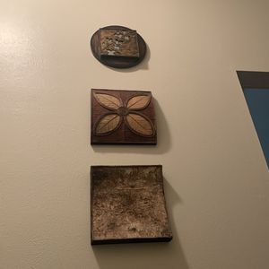 Decorative Art Wall for Sale in Houston, TX