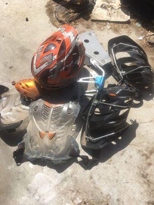 Motorcycle gear quads dirt bike for Sale in Riverside, CA