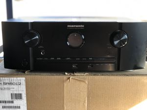 Marantz SR5012 A/V recever for Sale in Glendale, AZ