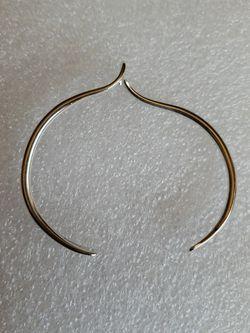 .925 Silver Cuff Bangle( Beautiful!!!) for Sale in Seattle,  WA