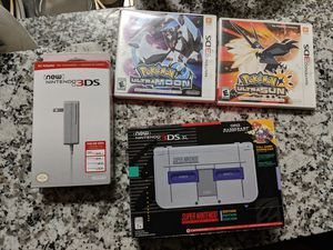 Nintendo 3DS XL NES edition for Sale in Dallas, TX