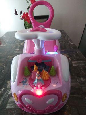 Disney princess ride along for Sale in San Bernardino, CA