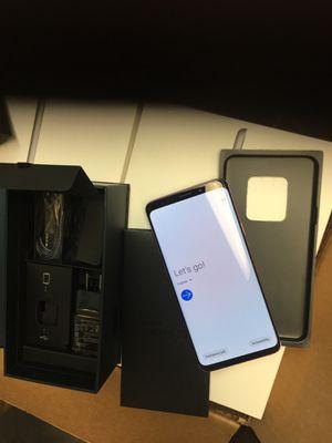 Galaxy s9 plus unlocked for Sale in Tyler, TX