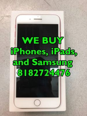 iCloud iPad and Samsung Galaxy phones for Sale in Los Angeles, CA
