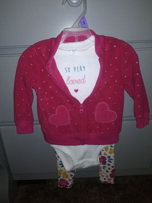 Baby girl Outfits(12 months) for Sale in Hanover, PA
