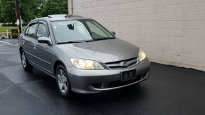 clean tittle,05 honda civic ex for Sale in Parkersburg, WV