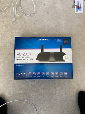 Linksys AC1200+ Dual Band WiFi Router for Sale in Beaverton, OR