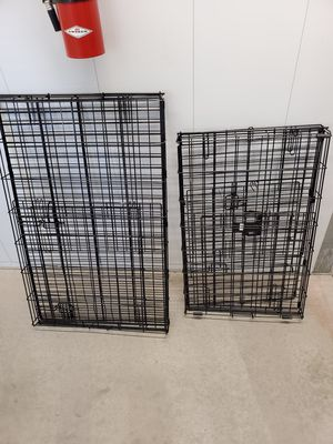 Dog crate for Sale in Sun City, AZ