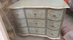 3 drawer console for Sale in Tampa, FL