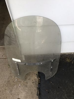 Motorcycle windshield for Sale in Swansea, IL