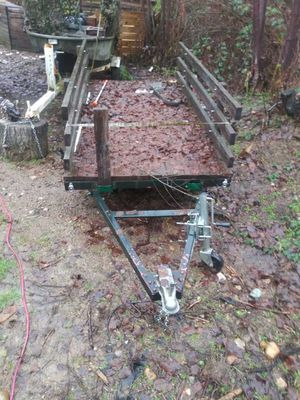 Utility trailer for Sale in Lake Stevens, WA