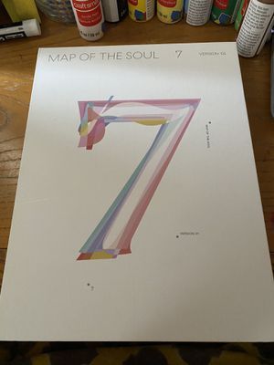 BTS Map of the Soul . Version 1 Album for Sale in Goulds, FL