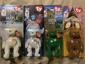 Complete set Ty Beanie Baby's for Sale in Abilene, TX