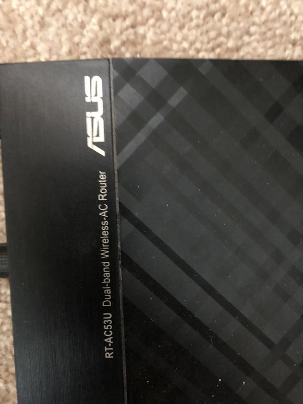 Asus AC1200 router