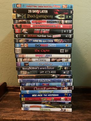 Dvds Movies for Sale in Bakersfield, CA
