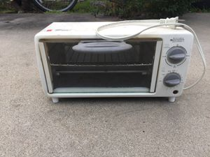 Kitchen Gourmet Toaster oven for Sale in Temple City, CA