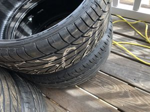 225/30/20 tires for Sale in Greenville, NC