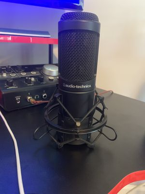Audio-Technica AT2035 Mic 🎙 Bundle for Sale in Gastonia, NC